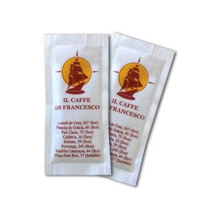 bosses de sucre per cafè