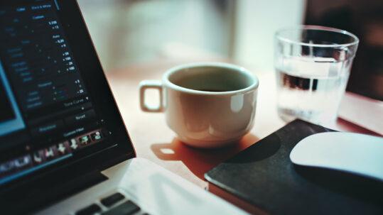 Café y Teletrabajo