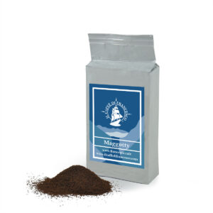 Bolsa de cafe Maggotty molido
