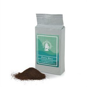 bolsa de 250 gramos cafe molido portorico