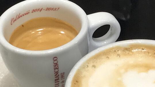 Del tallat al cafè espresso